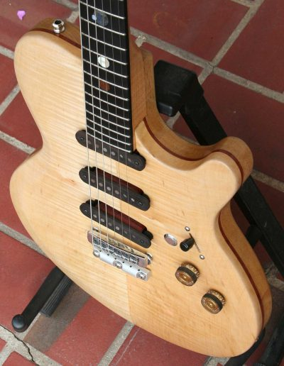 Setrie Blues machine Guitar